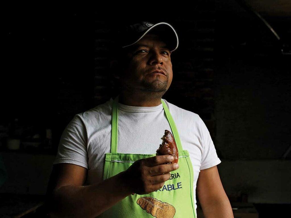 Baker David Cuapio