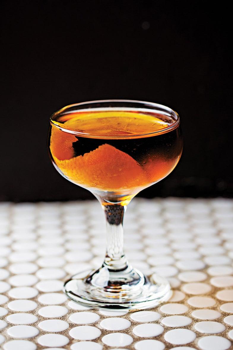 Adonis Vermouth Cocktail