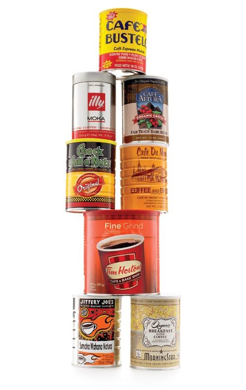 8 Great Canned Coffees