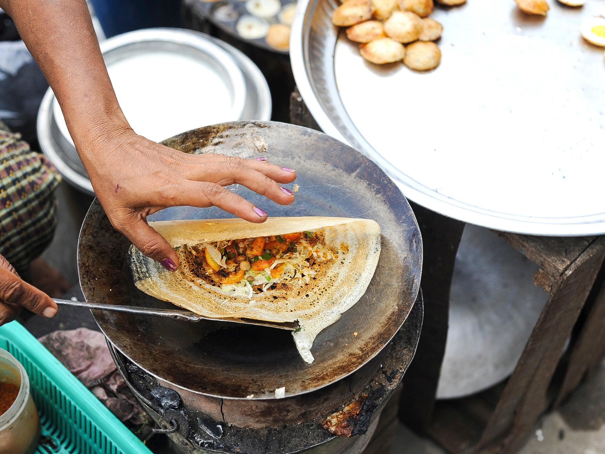 How to Eat Yangon in 7 Essential Street Snacks