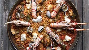 Fisherman's Paella (Paella a la Marinera)