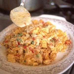 Cajun Crawfish Eggs