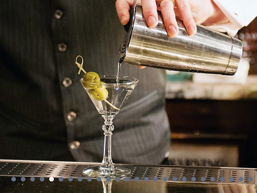 Big 4, Martini