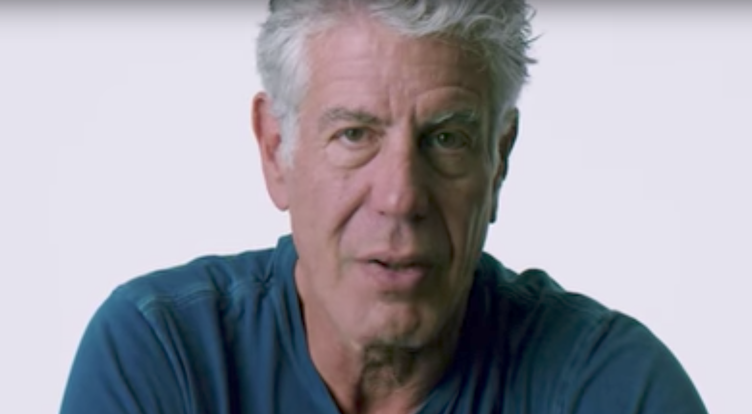 Let Anthony Bourdain Teach You How to Fight Food Waste
