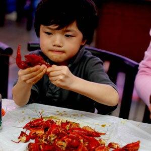 Crawfish Feasts