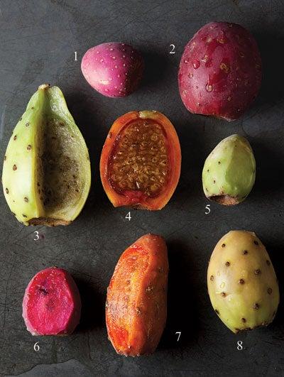 Juicy Fruit: Mexico's Prickly Pear Cactus Fruits