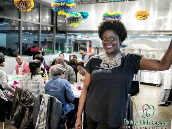New York's Ambassador of African Food