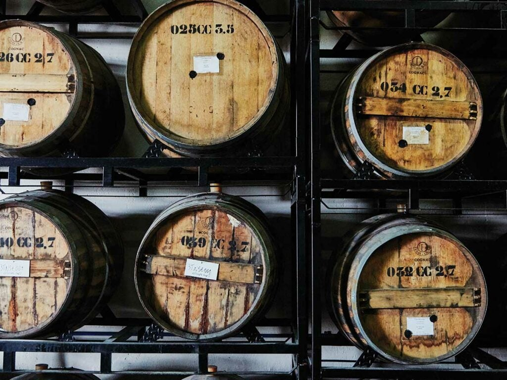 best madeiras are barrel-aged