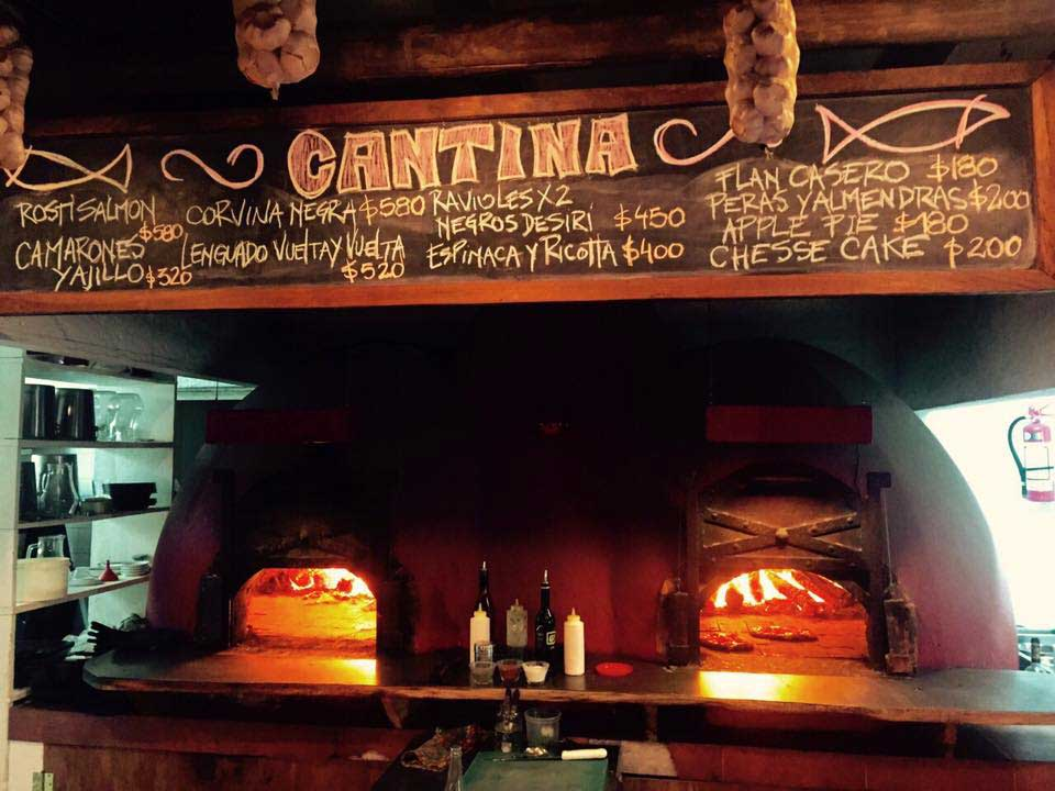 You can find the provoleta at Cantina del Vigía in Maldonado
