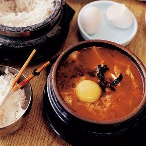 Pork Belly Soft-Tofu Hot Pot