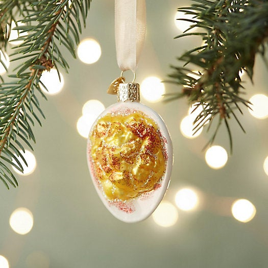 A deviled egg for your tree