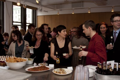 Party Pictures: <em>The New Comfort Food</em> Launch Party