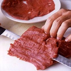 How to Slice Carpaccio