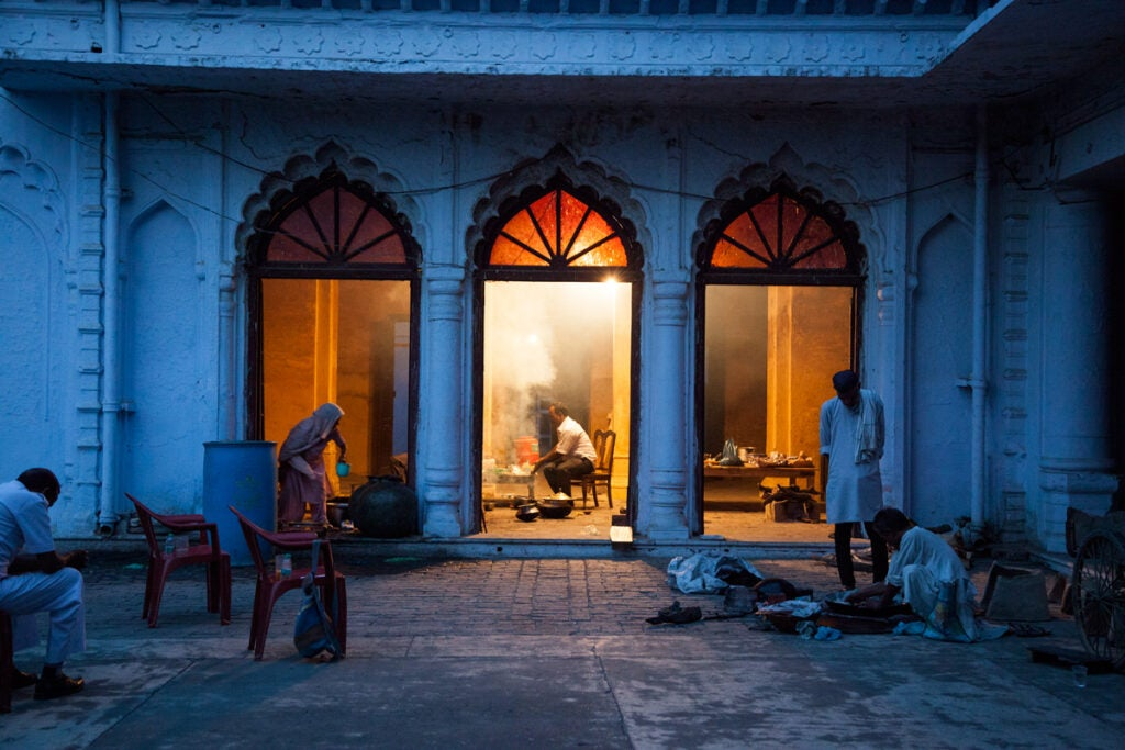 north-india-night-cookng