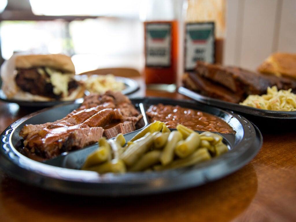 Barbecue's Texas Sliced Brisket