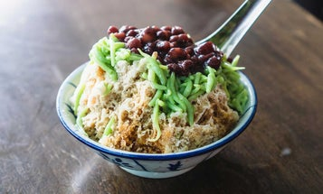 Cendol Is the Signature Sweet of Malaysia