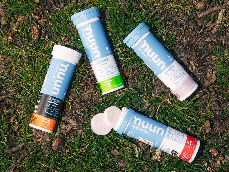 Nuun Sport drink tablets