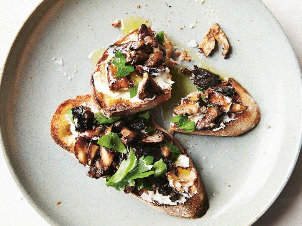 julia turshen mushrooms