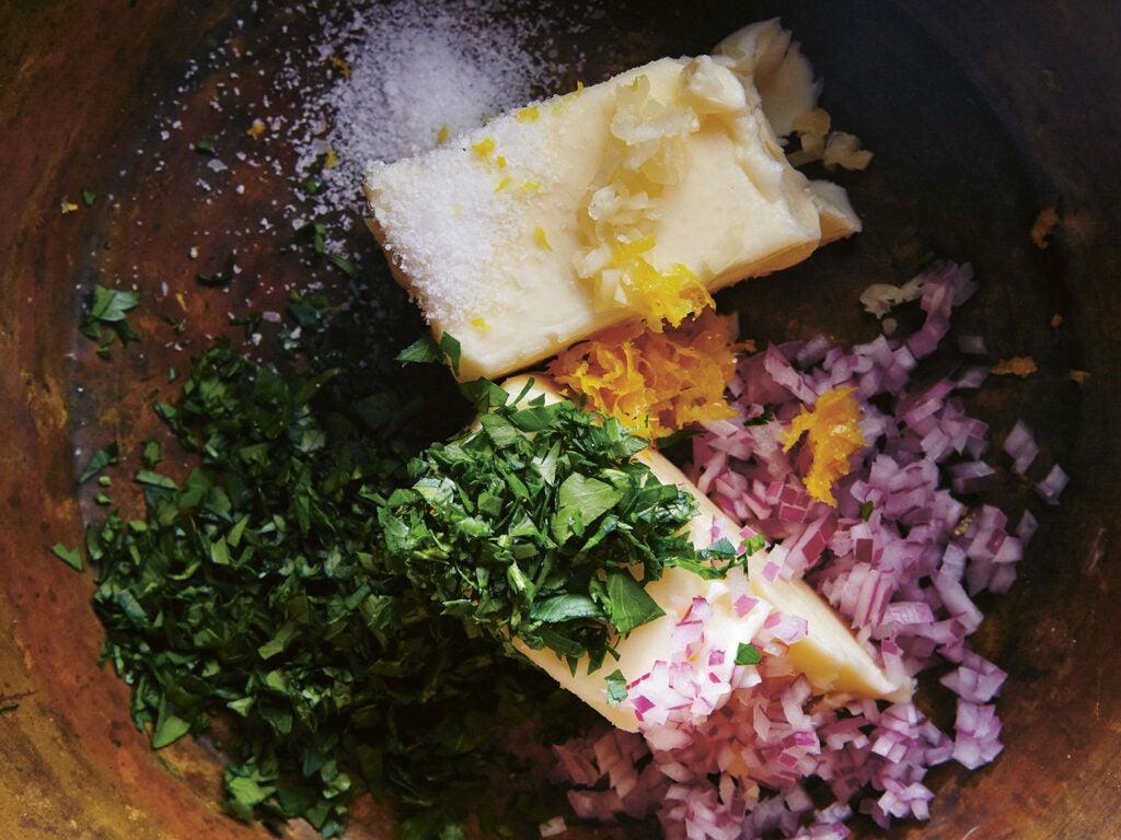 Julia Turshen salted butter