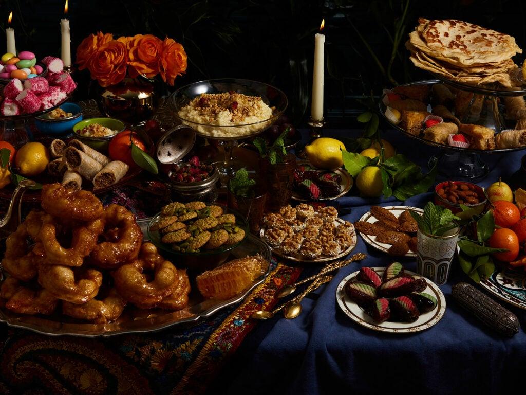 Mimouna feast