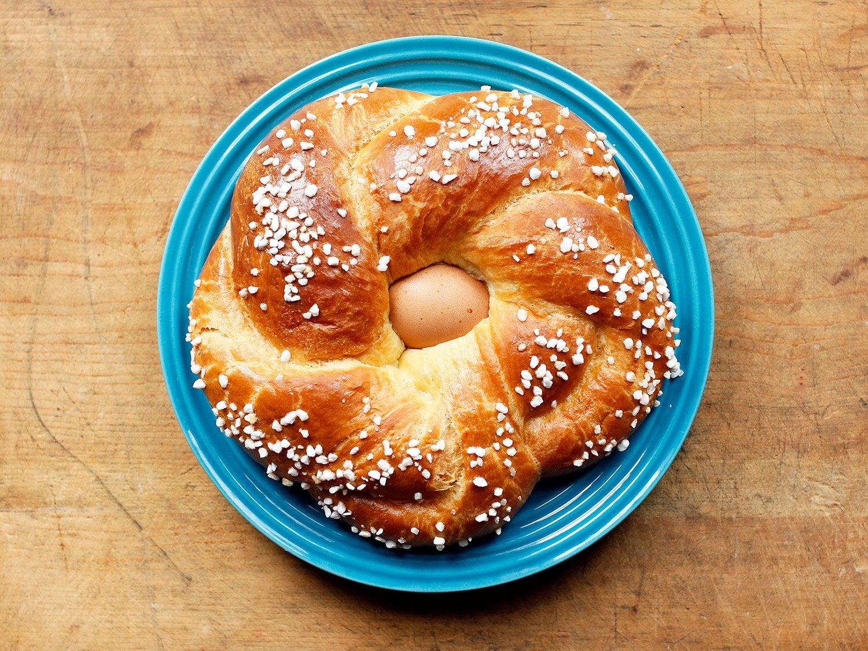 Italian Easter Bread (Pane di Pasqua)