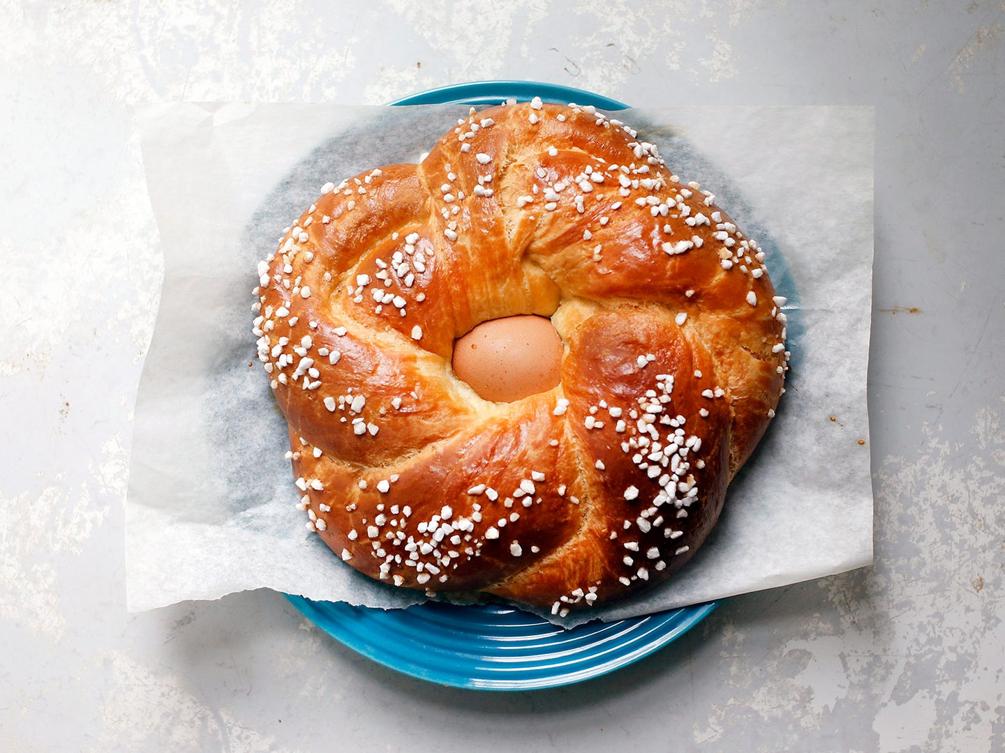 Master Easter Bread with This Step-by-Step Guide