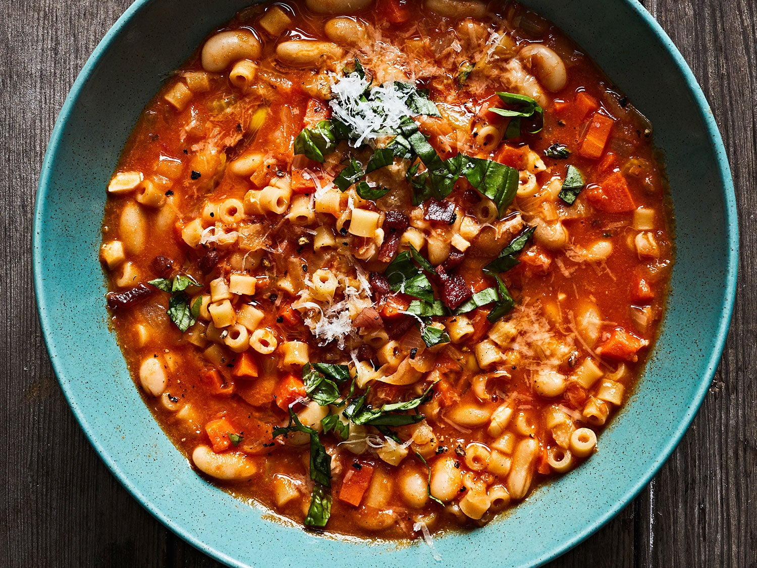 Making Pasta e Fagioli: One of Italy's Most Beloved Bowls
