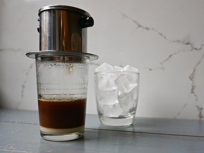 Vietnamese Iced Coffee (Ca Phe Sua Da)