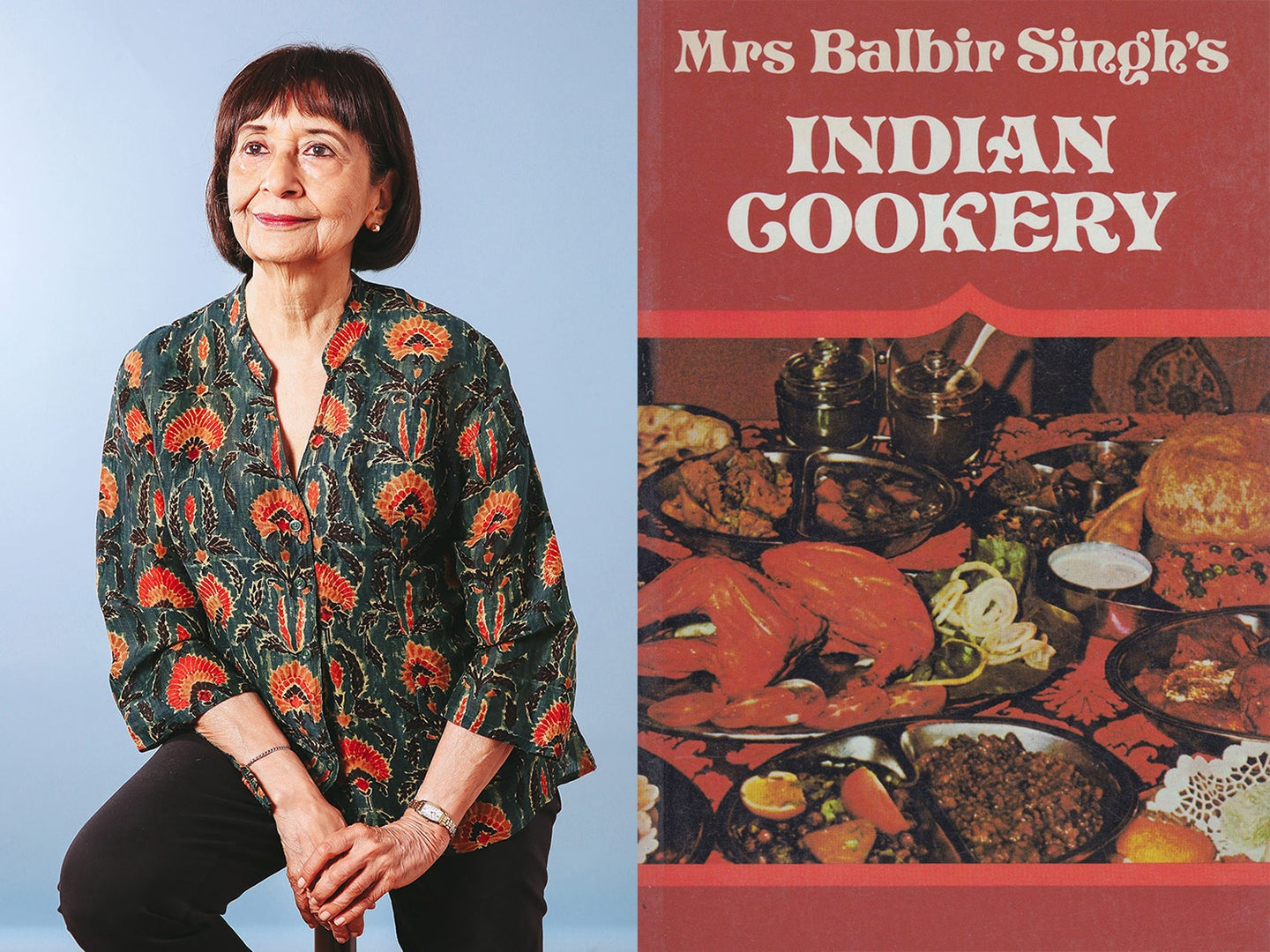 Madhur Jaffrey's 11 Essential Books on Indian Food and Cooking