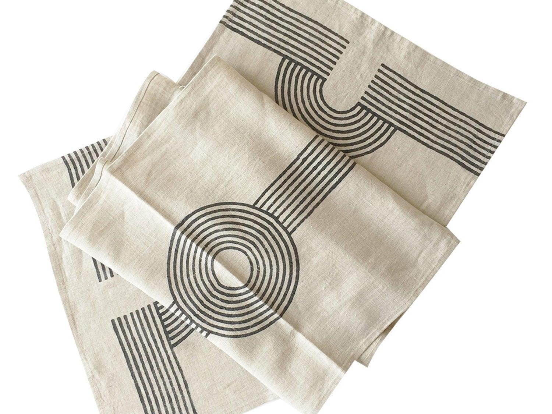 Blockshop Textiles Hans Runner