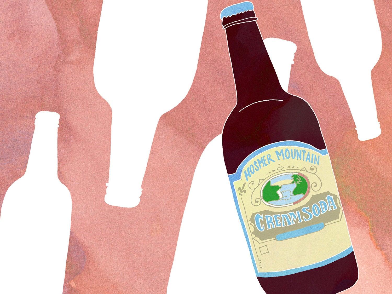 Hosmer Mountain Soda
