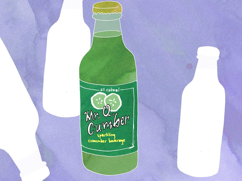 Mr QCumber Soda