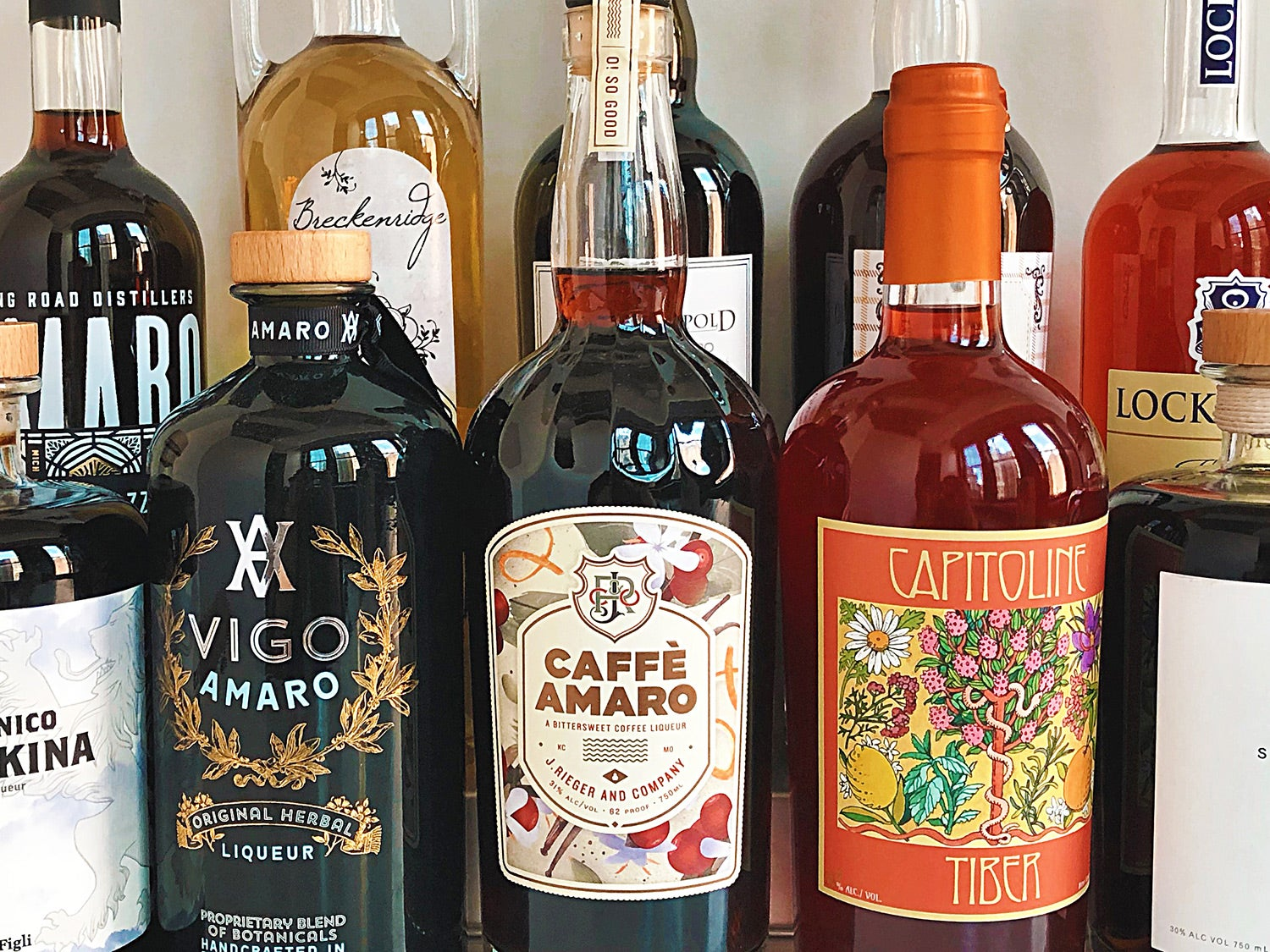 The 10 Best American Amaro Bottles to Drink Right Now