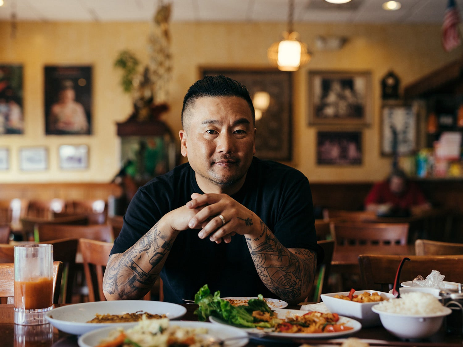 Chef Roy Choi Wants to Change America Again: This Time Through TV