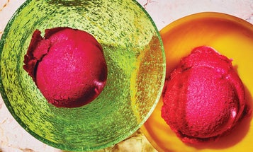 Silky Sorbets and Slushy Granitas Are a Refreshing Finale to Any Meal