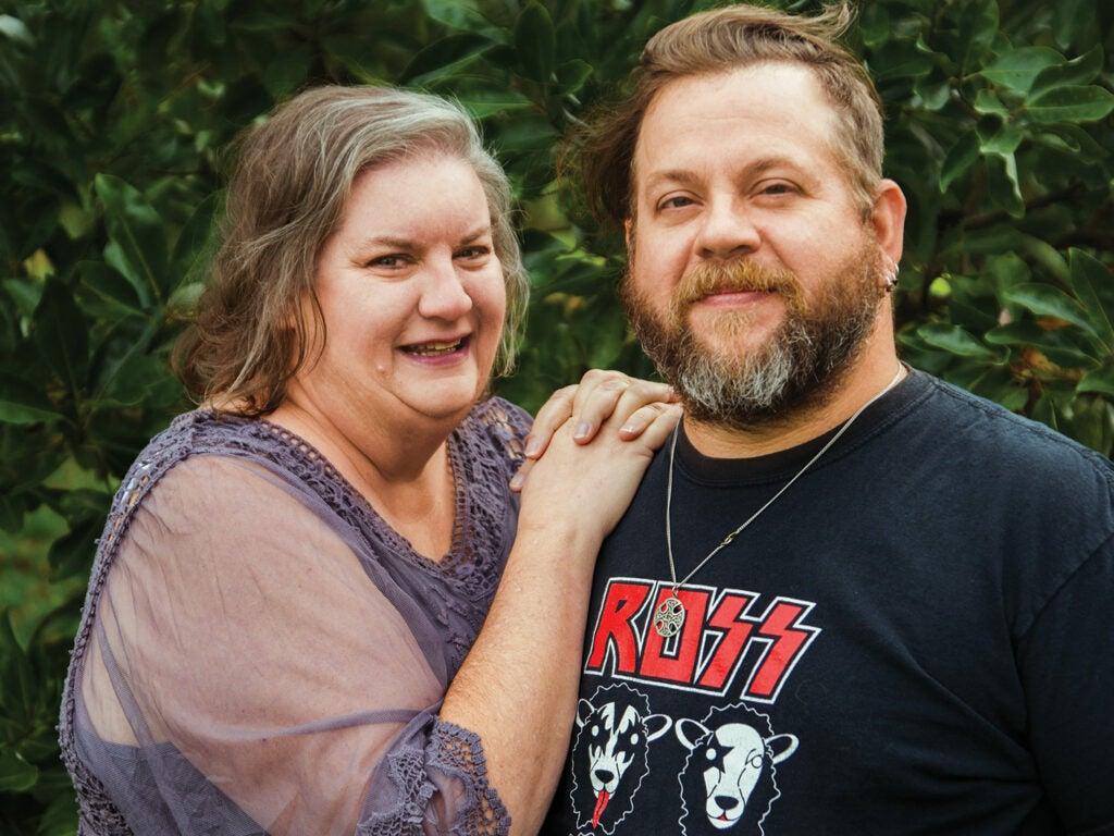 Amy and Scott Manko