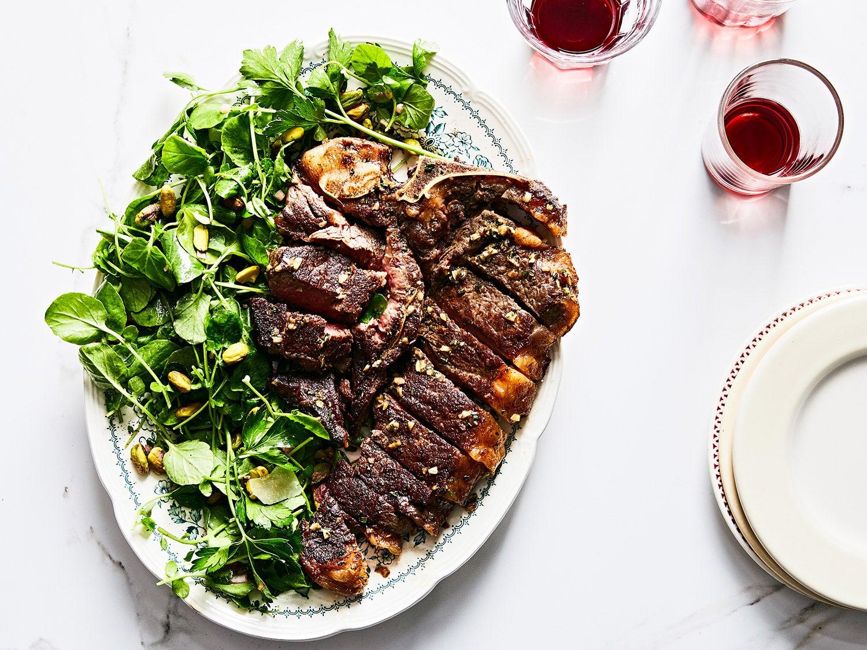 21 Great Steak Recipes, from Filet Mignon to Rib Eye