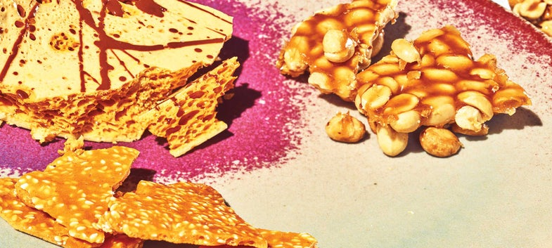 Try These Brittle Recipes from Three Countries