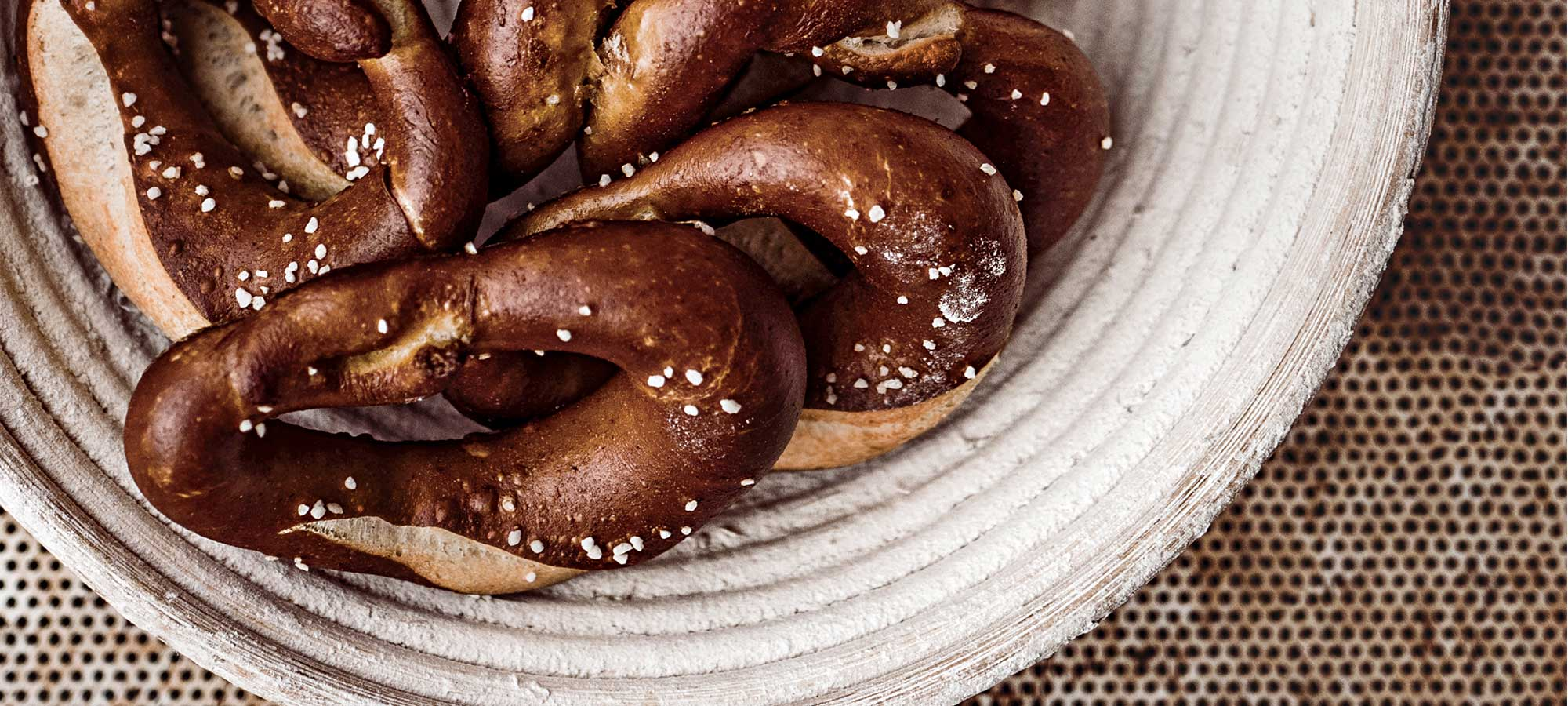 This German Baker Makes What May Be The World's Best Pretzel