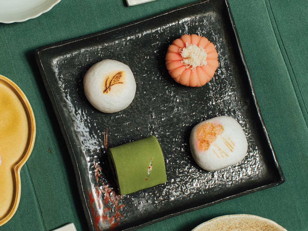 Meet One of America's Only Japanese Wagashi Artists