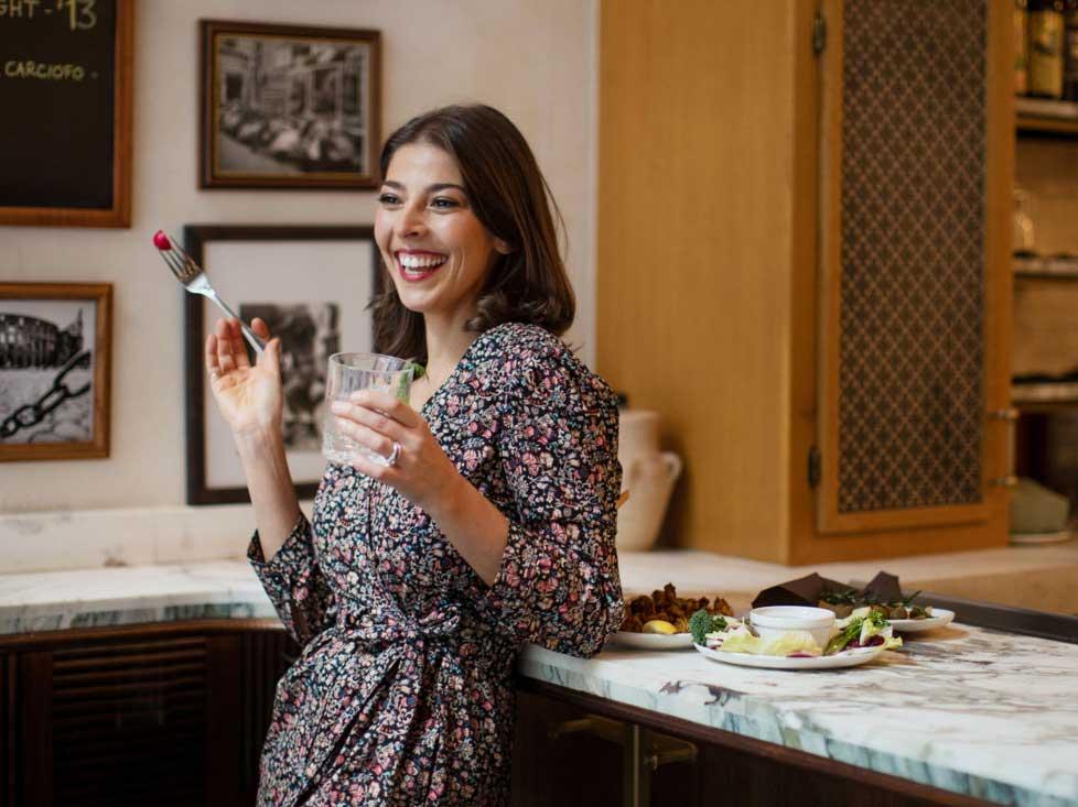 "Read Executive Editor Stacy Adimando's ""Grub Street Diet"""