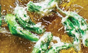 Japanese Tempura Is Our New Favorite Dinner Party Project