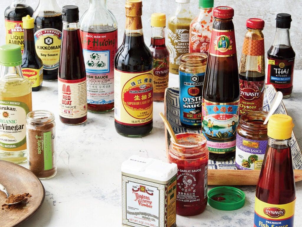 Vietnamese sauces