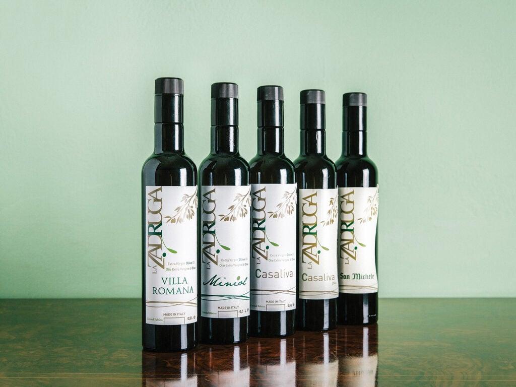 La Zadruga olive oil