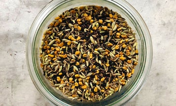 Indian Five-Spice Blend (Panch Phoron)