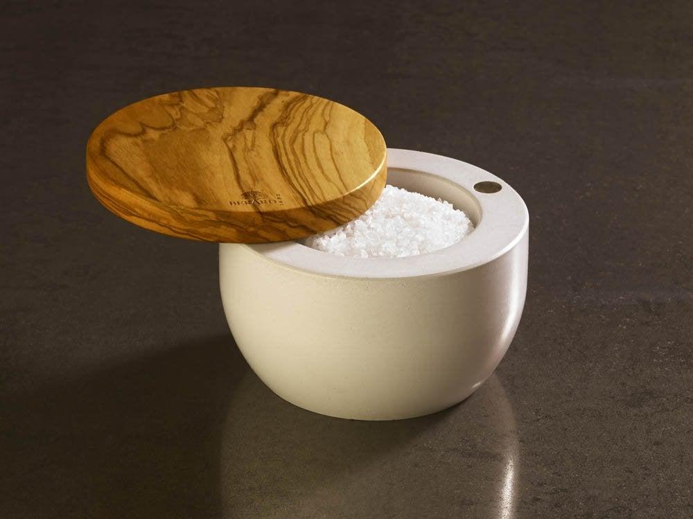 Berard Wood Salt Keeper