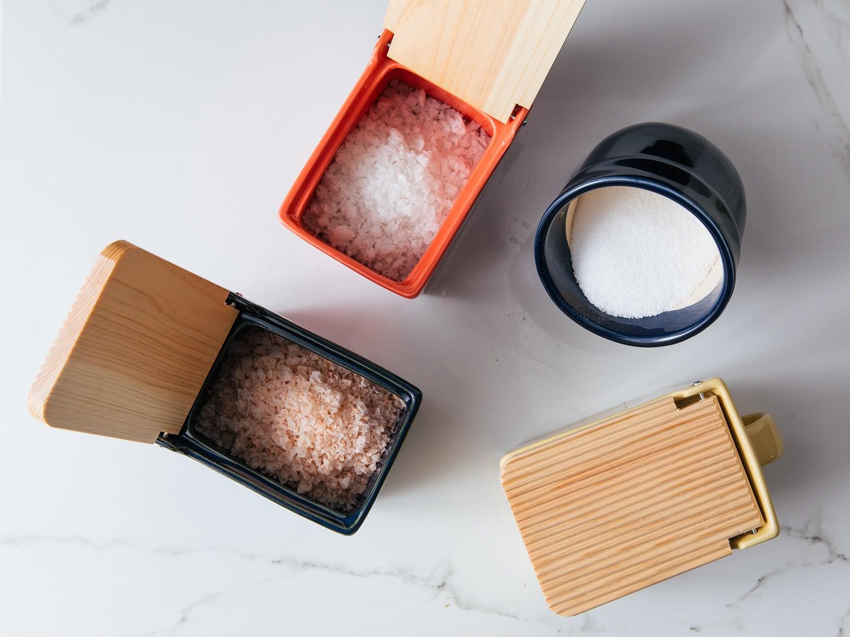 Why You Need a Salt Cellar or Salt Box