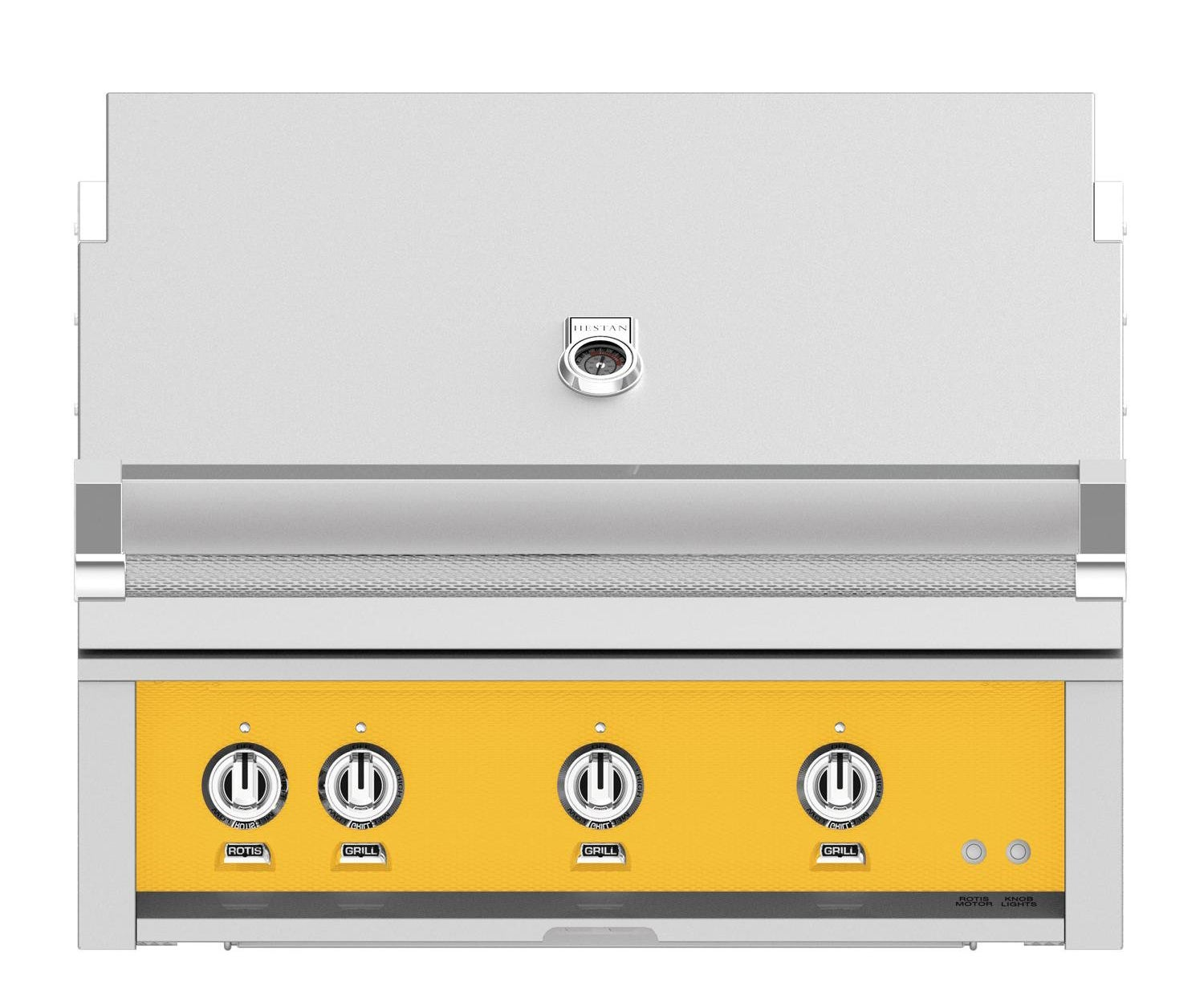 Hestan 36-Inch Built-in Propane Gas Grill  with Sear Burner & Rotisserie