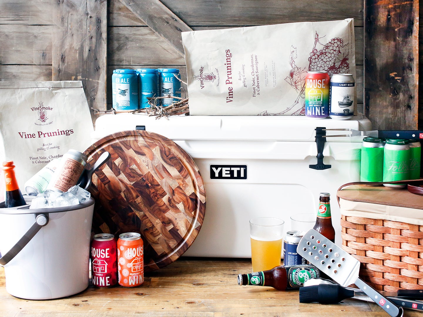 Everything You Need to Throw the Best Outdoor Party This Summer