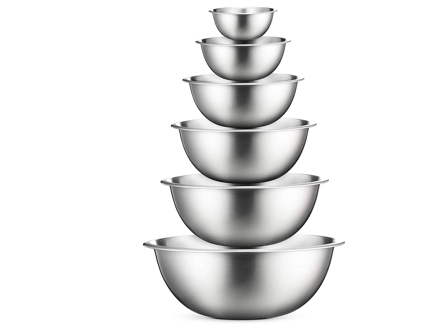 Premium Stainless Steel Mixing Bowls